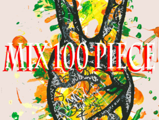 【9/6(金)~9/29(日)】Art/YUKI UTO EXHIBITION 3~MIX 100 PIECE