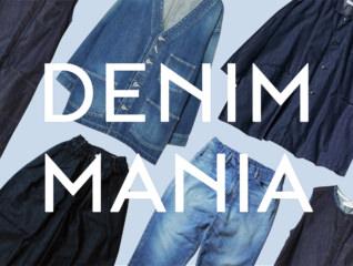 【10/4(金)~10/27(日)】 Special/デニムマニア