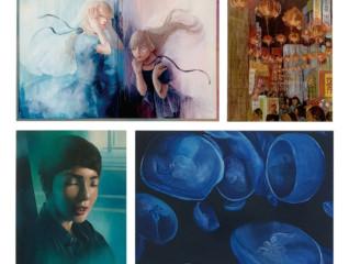 【2/21(金)〜3/15(日)】 Art/長崎日本大学高等学校デザイン美術科  有名になるかも展