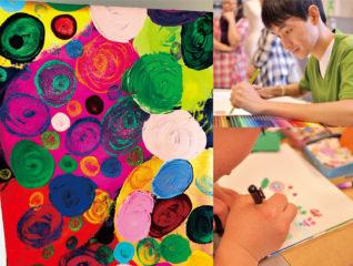 【1/28(木)~2/14(日)】Art/TSUNAGU ART WORKS 10th Anniversary  創作の日々