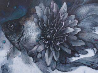 【7/22(木)〜8/22(日)】Art/辻本健輝 月と徒花。